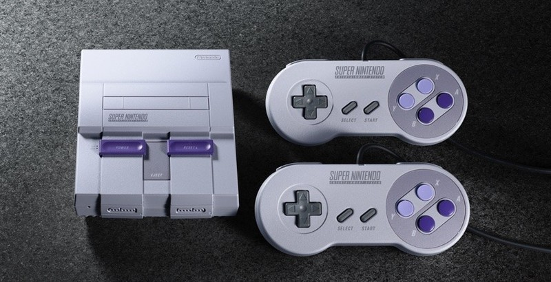 Snes Mini Already Hacked To Add More Roms Modmy