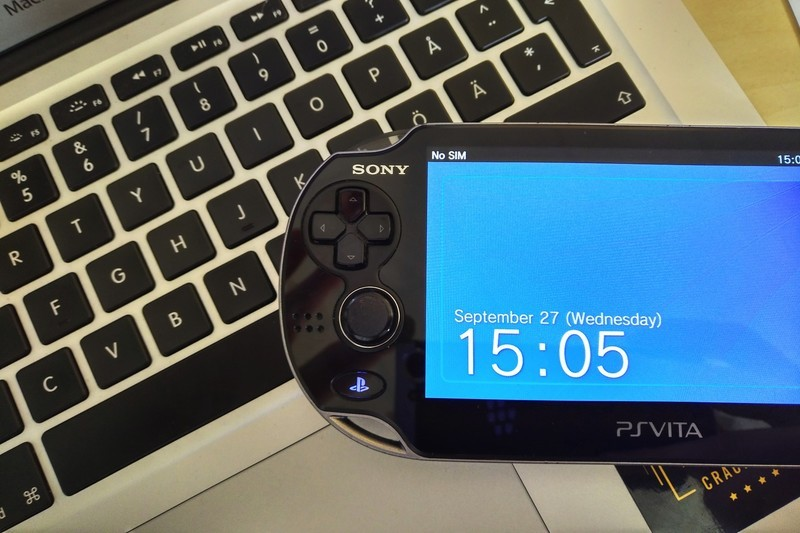 How to CFW your PlayStation Vita   ModMy