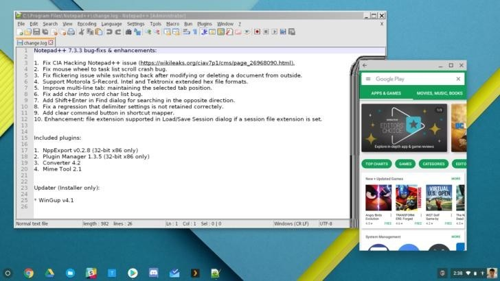 CrossOver for Chrome OS/Android enters open beta, allows