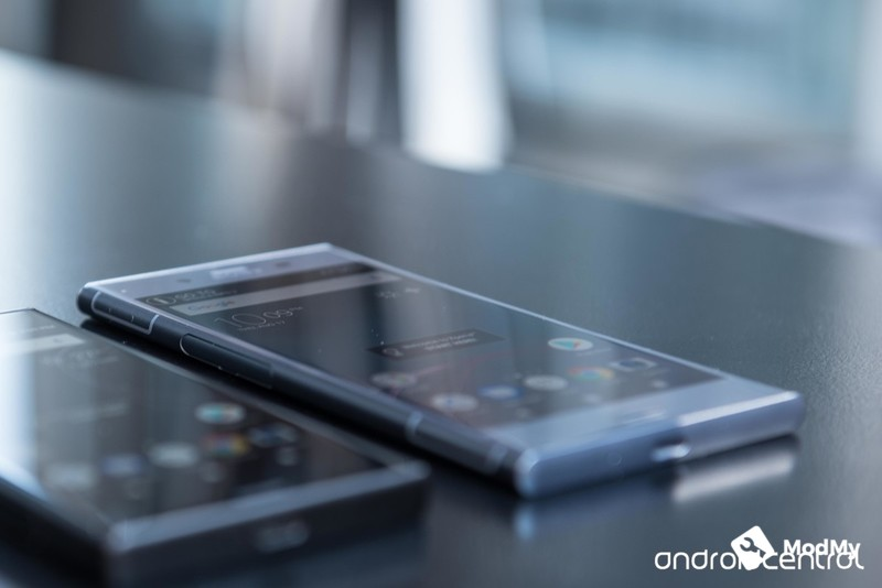 sony mobile rolls out firmware update for the xperia xz1 and xz1