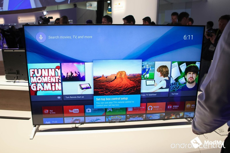 Xfinity Android TV app coming to Sony Smart TVs first