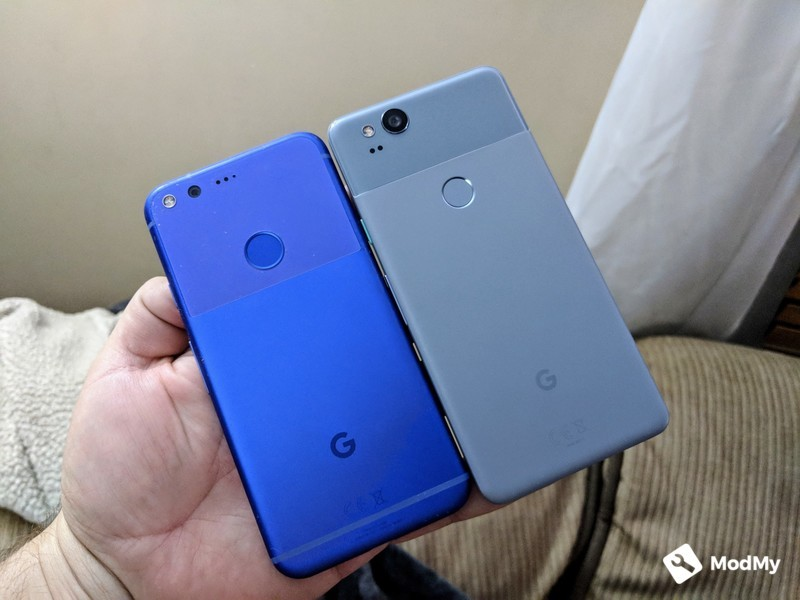the kinda blue google pixel 2 is now available on google s project