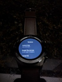 Android Wear 2 8 update includes a true and native dark theme | ModMy