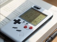 This iPhone case will turn your device into a functioning Game Boy