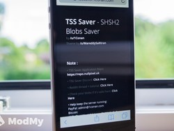 TSSSaver for jailbroken iOS is a dead simple way to save your blobs