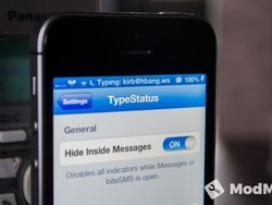 TypeStatus 2 for jailbroken iOS updated, new features in tow