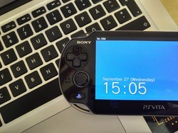 Changing the PSVita's fonts can permanently brick your device