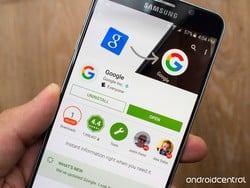 "Google continues ""roundifying"" Android, Search UI is next"
