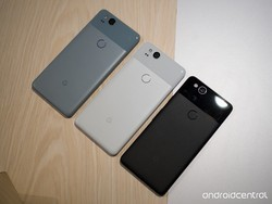 Official factory images for the Pixel 2 and Pixel 2 XL released