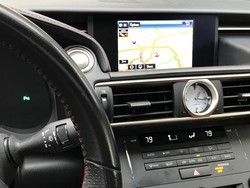 Your car's entertainment system stores all of your data unencrypted
