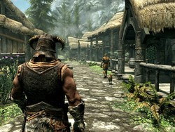 Skyrim for Nintendo Switch review
