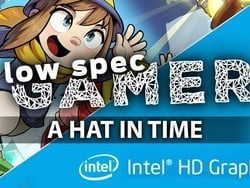 "How to to force ""A Hat in Time"" to perform well on Intel HD"