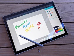Microsoft Paint, more than just a doodling app