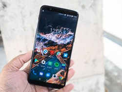 OnePlus 5T gets OxygenOS 4.7.6 update