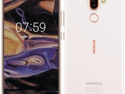 Nokia 7+ and Nokia 1 renders leak onto the internet