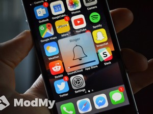 Take command of the volume HUD on your jailbroken iDevice with this tweak