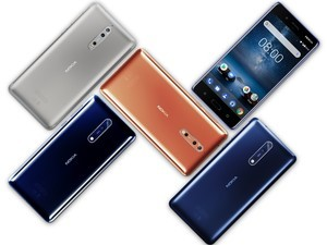 HMD Global is considering unlocking the Nokia 8 bootloader