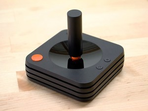 Atari reveals joystick for the Linux-based Ataribox