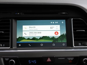 Google Assistant is now on Android Auto