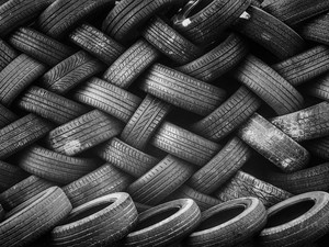 You can now mine cryptocurrency with the help of your old tires