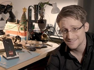 Edward Snowden foundation created security app called 'Haven'