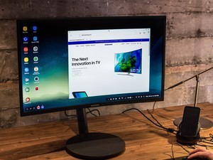Samsung registers DeX pad trademark in Europe