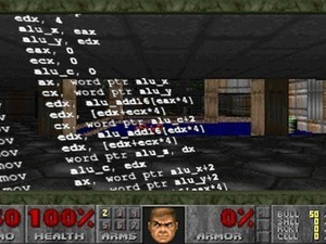 This version of Doom is safe from the recent processor vulnerabilities