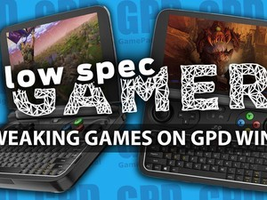 The GPD Win 2 portable PC gaming handheld review