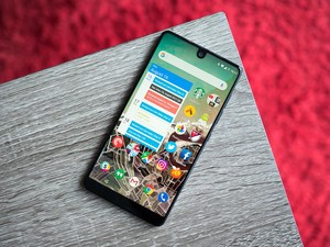 Essential Phone 2 might get rid of the notch using a popup camera