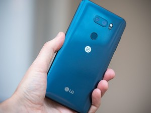 The US Variant of the LG V30+ has yet to receive a bootloader unlock