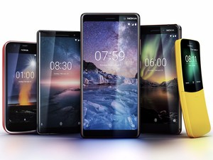 Nokia unveils €749 Nokia 8 Sirocco, fresh Nokia 7 Plus, and entry Nokia 1