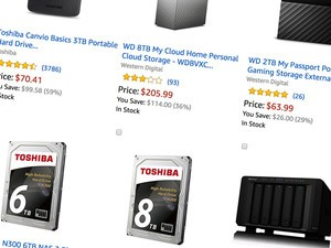 Celebrate World Backup Day with these discounted hard drives at Amazon