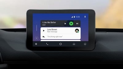 Android Auto now lets you access your full contact list