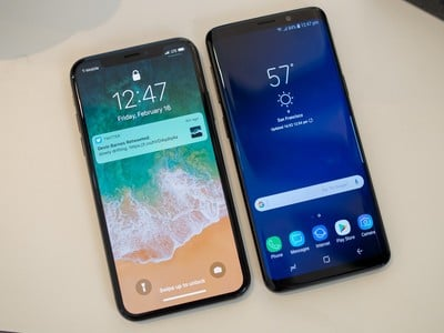 Participate in our survey and win an iPhone X, Galaxy S9 and more!